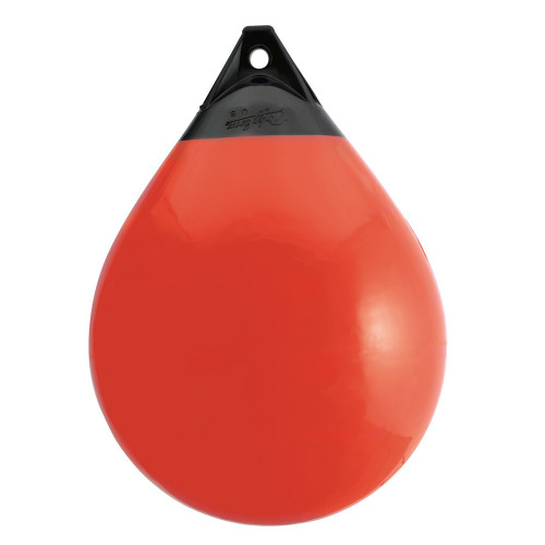 "Polyform A Series Buoy A-2 - 14.5"" Diameter - Red"