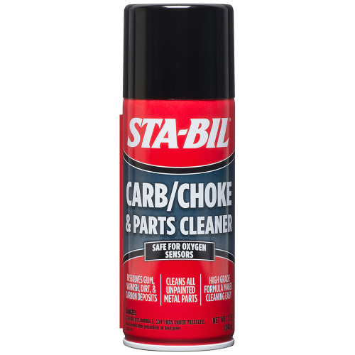 STA-BIL CARB CHOKE & PARTS CLEANER - 12.5OZ