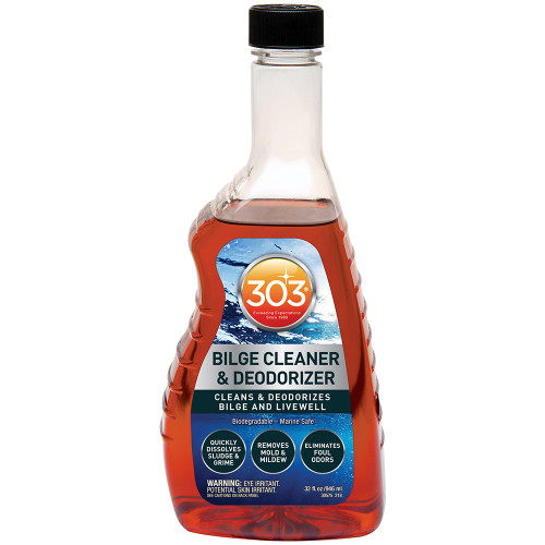 303 BILGE CLEANER & DEODORIZER - 32OZ