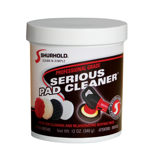 SHURHOLD SERIOUS PAD CLEANER - 12OZ