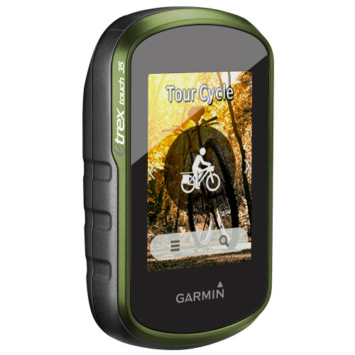 GARMIN ETREX® TOUCH 35 HANDHELD - WORLDWIDE