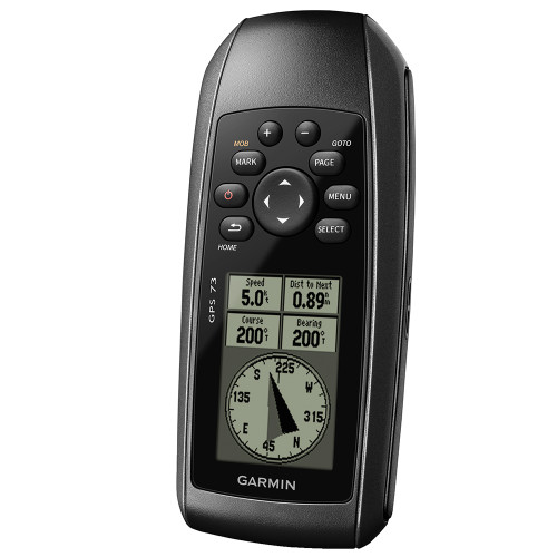 GARMIN GPS 73 - INTERNATIONAL
