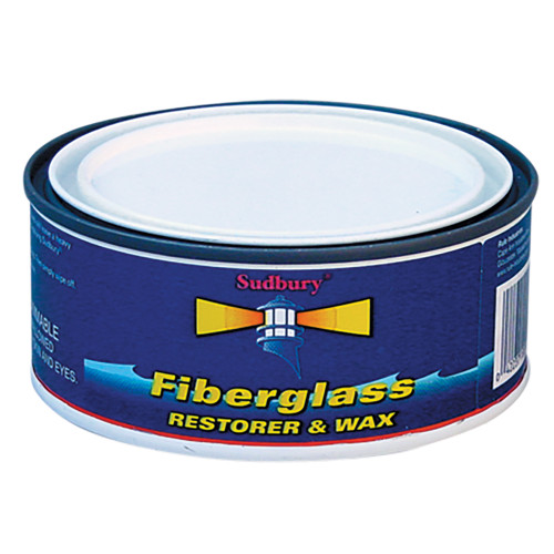 Sudbury One Step Fiberglass Restorer & Wax