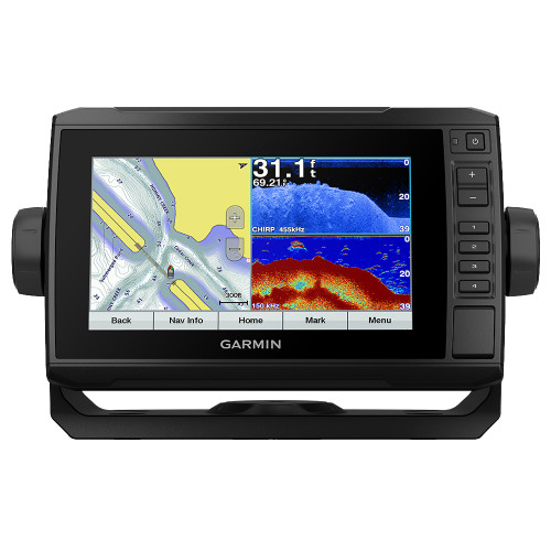 Garmin ECHOMAP Plus 73CV With GT22