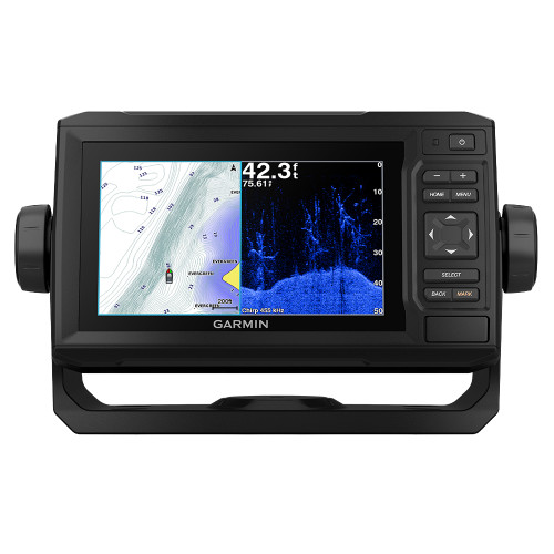 ECHOMAP™ Plus 63cv LakeVü G3 with GT20-TM Transducer