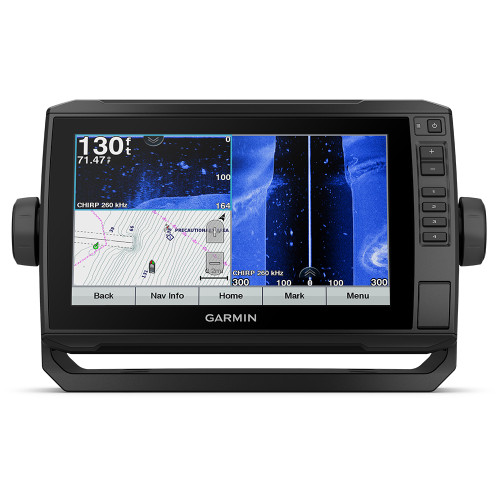 GARMIN ECHOMAP™ CHIRP PLUS 94SV US BLUECHART® G2 W/O TRANSDUCER