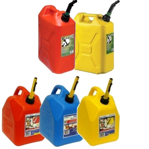 Eco Jerry Cans