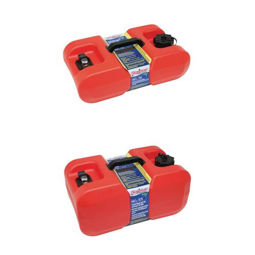 Underseat Portable Fuel Tanks