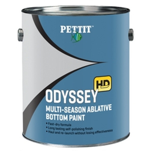 ODYSSEY HD MULTI-SEASON ABLATIVE ANTIFOULING BOTTOM PAINT