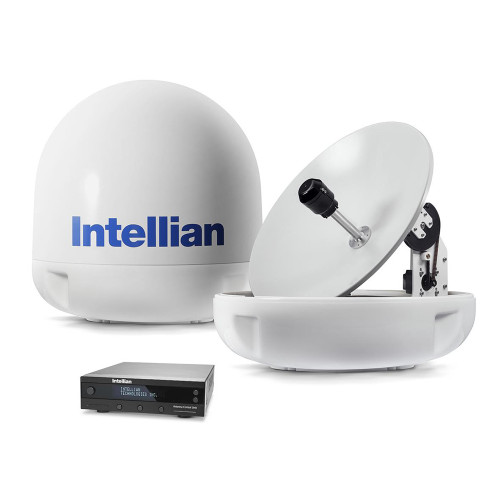 "INTELLIAN I5 US SYSTEM - 20.8"" DISH W/ALL-AMERICAS LNB"