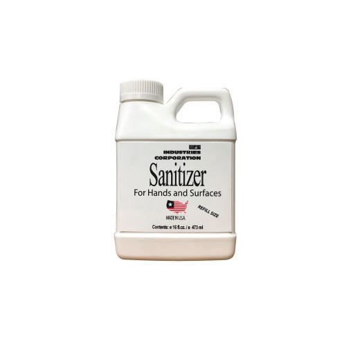 BOATLIFE LIFE INDUSTRIES SANITIZER SOLUTION - 16OZ REFILL