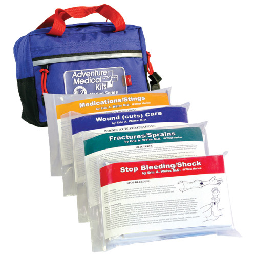 ADVENTURE MEDICAL MARINE 200 FIRST AID KIT