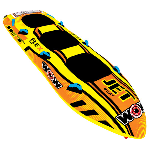 WOW WATERSPORTS JET BOAT - 3 PERSON