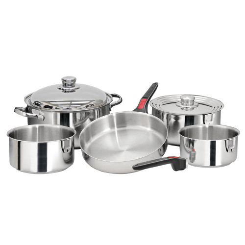 Magma Nesting 10 Piece S.S. Cookware Set