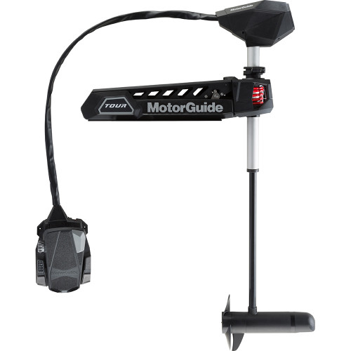 "MOTORGUIDE TOUR PRO 190LB-45""-36V PINPOINT GPS BOW MOUNT CABLE STEER - FRESHWATER"