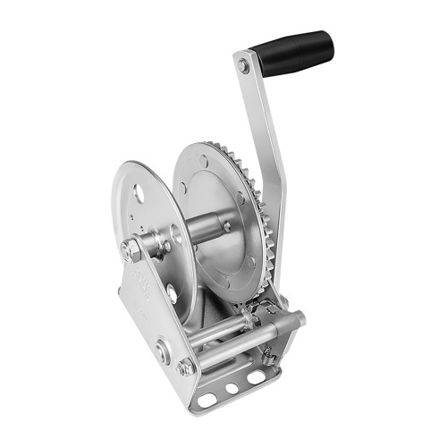 Fulton 1300lb Single Speed Winch - Strap Not Included