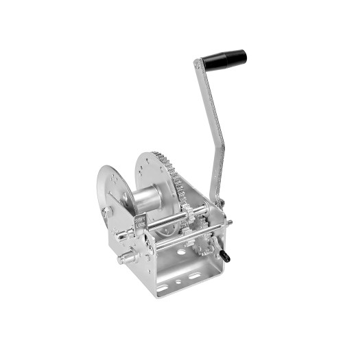 Fulton 3200lb 2-Speed Winch - Strap Not Included