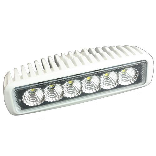 Lunasea LED Utility Light - 15W - 1250 Lumen - 12-24VDC