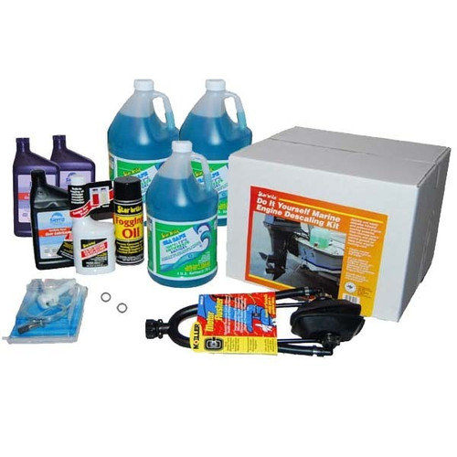 -100 Complete Sterndrive Winterization Kit