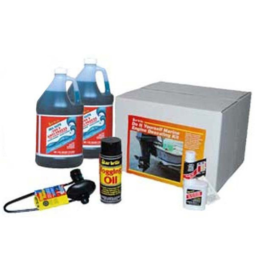 -200 Basic Sterndrive Winterization Kit