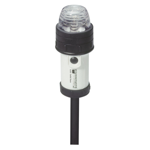 "Innovative Lighting Portable Stern Light w/18"" Pole Clamp"