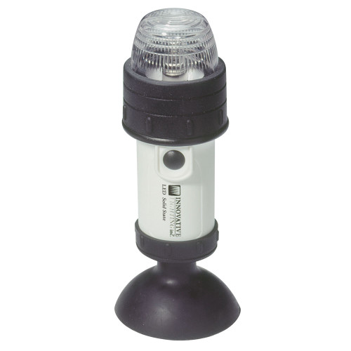 Innovative Lighting Portable LED Stern Light w/Suction Cup