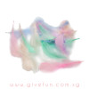 Pastel Unicorn Feathers