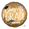 Congrats Grad! The Adventure Begins Foil Balloon (18inch)