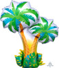 Tropical Palm Trees Foil Balloon (34inch)
