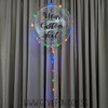 """24""""  Personalised Confession Balloon 告白气球 with Colorful LED Lights"""