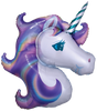 Pastel Unicorn Foil Balloon (33inch)