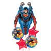Superman Happy Birthday Balloon Bouquet