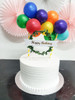[Petit] Create Your Own Rainbow Organic Balloon Garland Cake Topper - Fashion/Metallic/Macaron Color