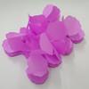 Tissue Paper 4-Leaf Clover Garland (3.6 meter) - Purple