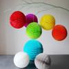 Paper Honeycomb Balls 15cm