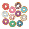 Paper Garland (2.5meter) - Sweet Colorful Donuts
