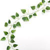 Artificial Leaves Garland (2.1 meter) - Small Cordate Leaves