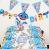 Happy Birthday Letter Bunting - Baby Shark Themed
