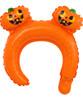 Trendy Halloween Balloon Headband - Spooky Pumpkin