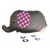 Walking Pet Balloon - Elephant (Silver)