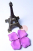 (L) Paper Craft Rose Petals - Light Purple