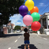 "18"" Fashion Color Round Latex Balloons"