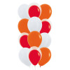 12pcs Balloon In A Balloon Cluster - Fashion Color