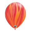 """12"""" Marble Pattern Latex Balloon - Sunshine Marble"""