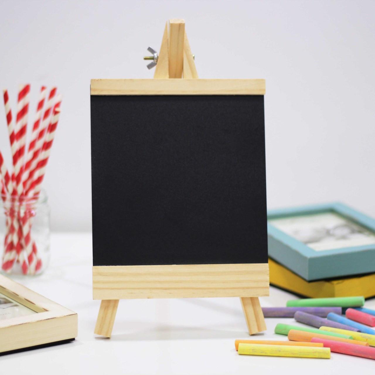 Wooden Framed Blackboard/Chalkboard