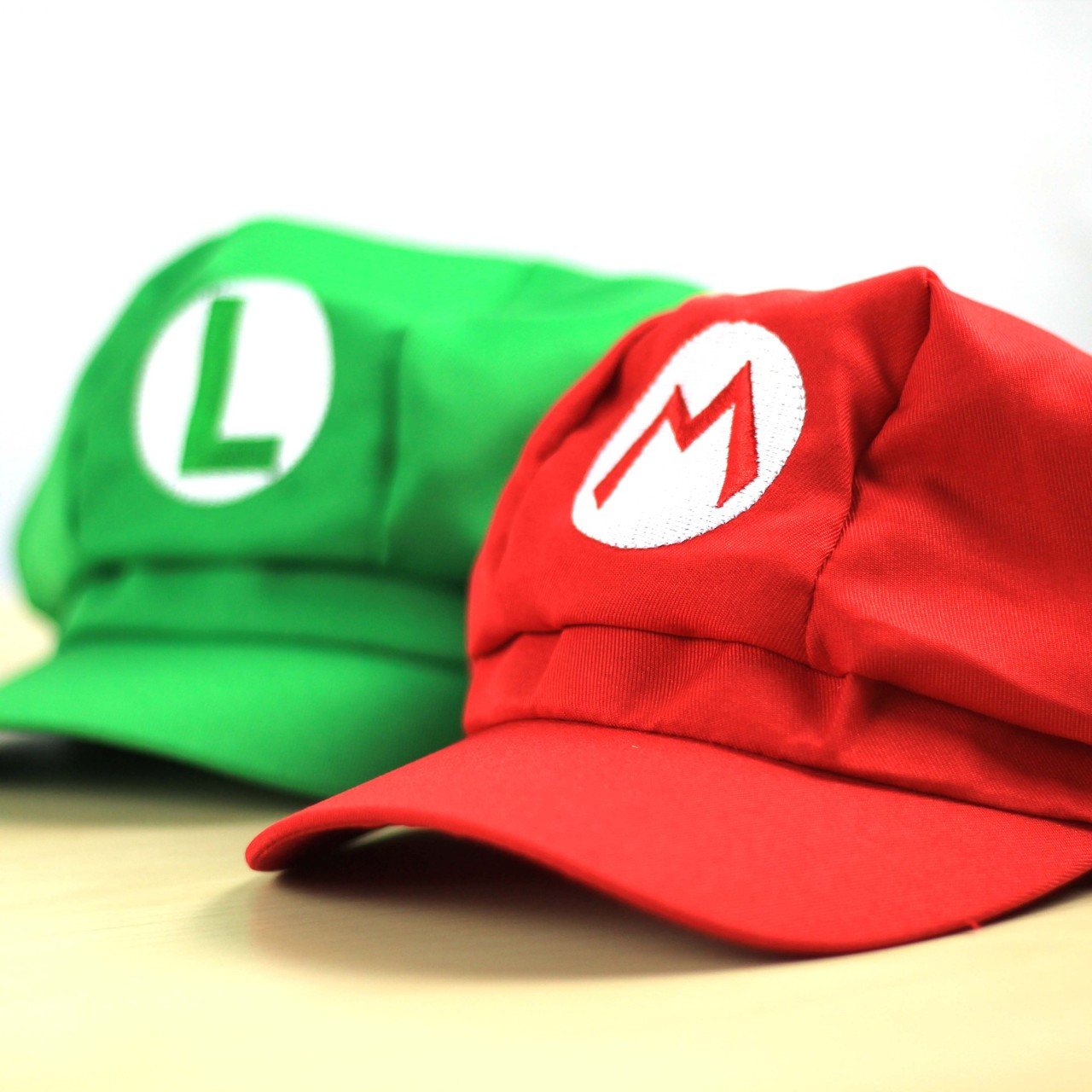 2e5c25f9626f6 Super Mario Bros  Mario   Luigi Hat - Give Fun