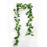 Artificial Leaves Garland (2.2 meter) - Maple Leaves