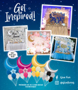 What a Starry Starry Night! Create your Own Twinkle Twinkle Little Star Themed Party Now!