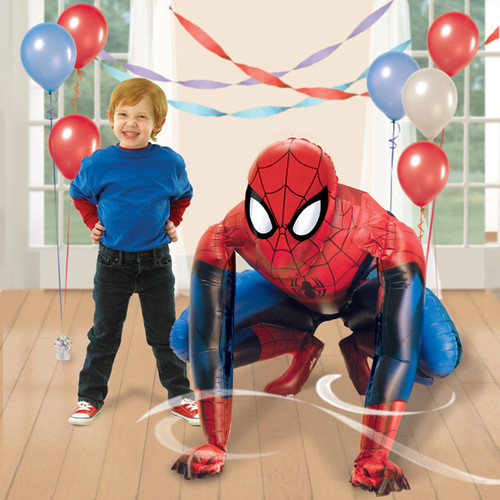 Jumbo Spider-Man Airwalker Balloon (36inch)
