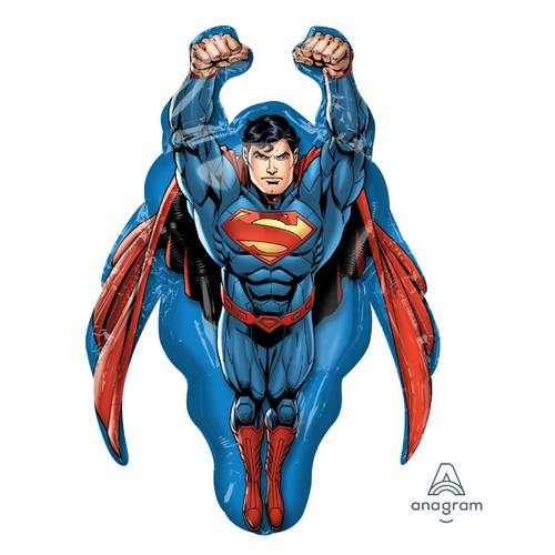Superman Foil Balloon (34inch)